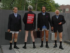 Boston Legal: lawyers in pants (LordKhan) Tags: boston pants legs cologne kln advertisement colonia lawyers vox werbung lawyer legal beine anwalt unterwsche unterhose bostonlegal anwlte
