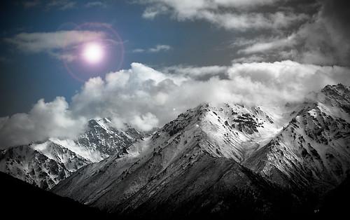 フリー画像| 自然風景| 山の風景| 雲の風景| 中国風景|       フリー素材|