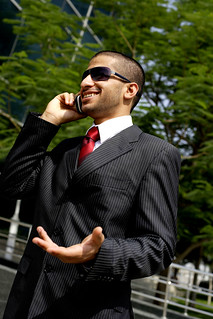 Businessman Moadh