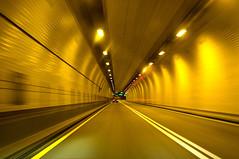 Night Tunnel (fensterbme) Tags: travel 20d night interestingness tunnel roadtrip pa 1022mm wheeling i70 westvirgina wideanglelens canon1022mm fensterbme pennsylvaniaroadtrip interestingness478 i500 wheelingwestvirgina ultrawidelens paroadtrip explore08oct06 ericaandthomasweddingweekend
