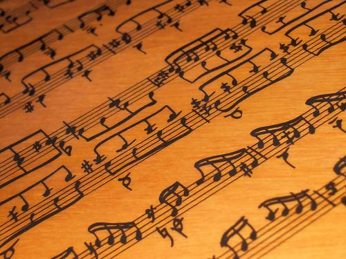 Madera de músico