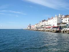 Portoroz - city