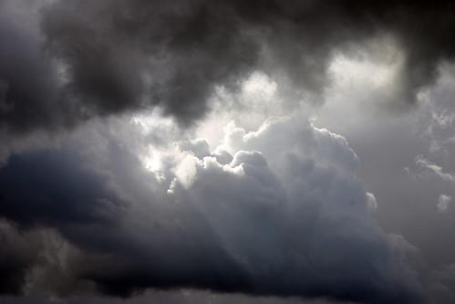 Clouds over Bergen 2