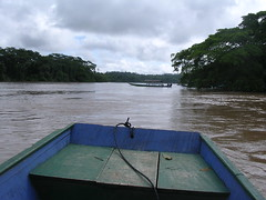 Rio Usumacinta Mexico Guatemala border Central America Lacandon jungle Chiapas adventure