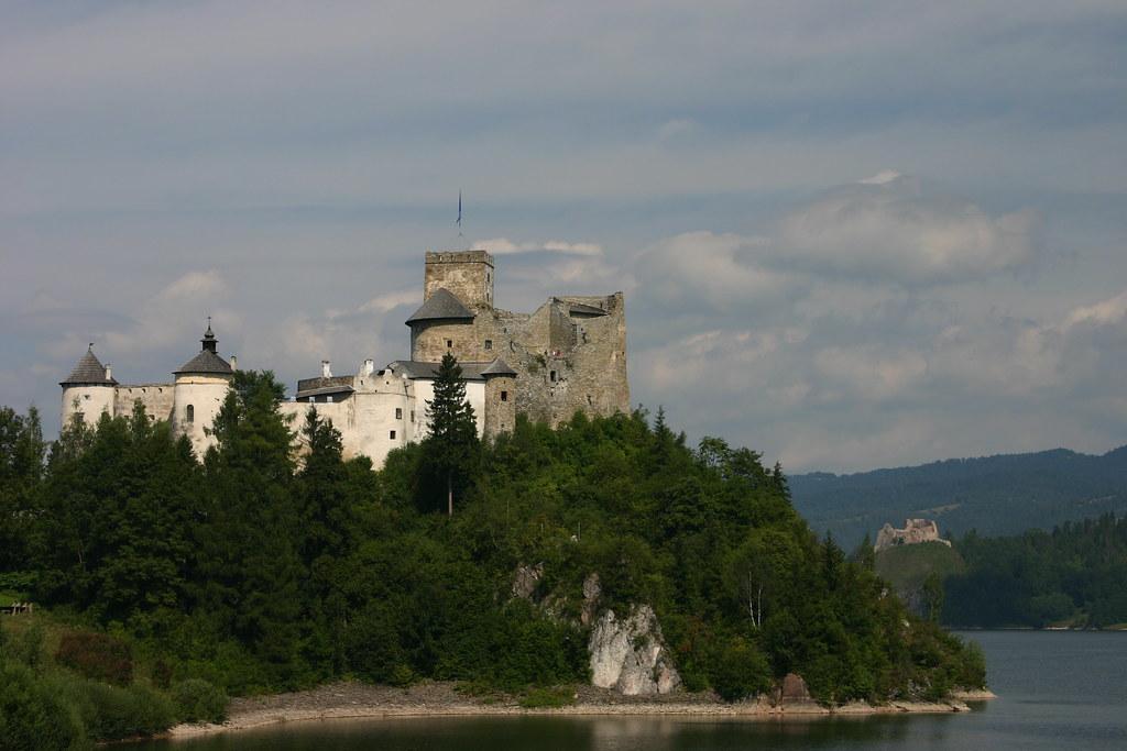 Niedzica & Czorsztyn Castle, Poland.