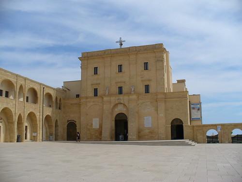 Basilique de Santa Maria di Leuca