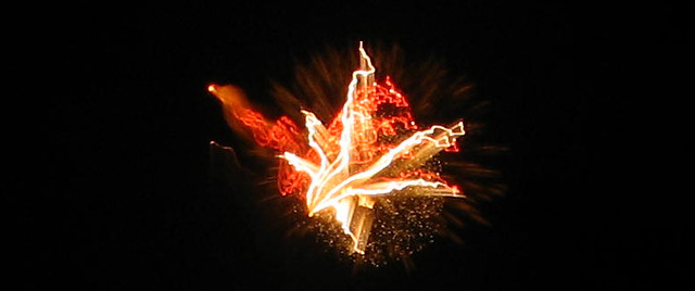 Flash Fiction Challenge: The Fourth Of July