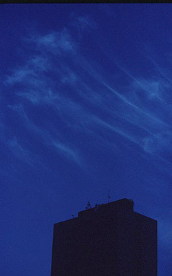 the sky (film test)
