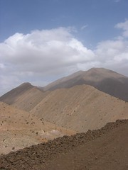View from Imelghas (the red rocket) Tags: atlasmountains morocco mgounmassif imelghas