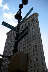 NYC: Flatiron Building