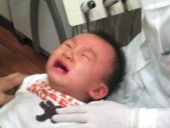 IMG 029 (Chiao Hu) Tags: baby william dentalcheckup