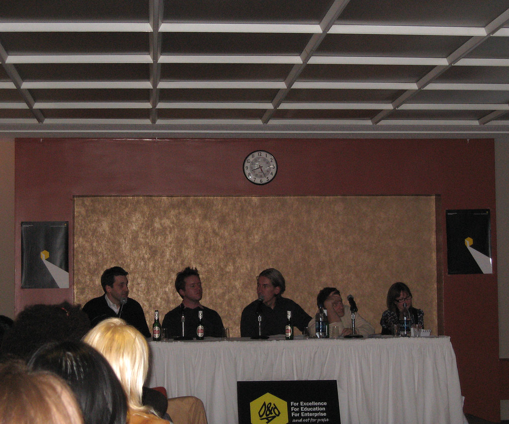 D&AD Print & Editorial Forum in NYC