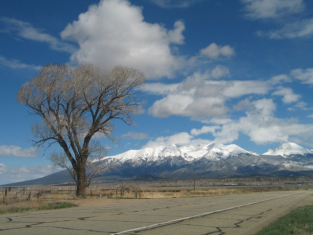 Distance From Albuquerque To Santa Fe >> CyBeRGaTa: Winter In New Mexico