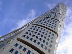 Turning Torso 1 (Michael Wailes) Tags: windows tower skyscraper october sweden calatrava malmö santiagocalatrava turningtorso