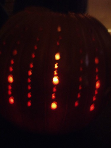 Porch Pumpkin