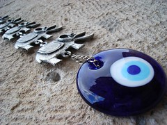 Evil eye and elephants