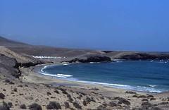 Papagayo Beach, Caleta del Congro (Sandy Beach Cat) Tags: sea sun beach spain sand naturist fkk papagayo lanzarotte