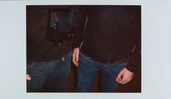 That's a Picture of Dicks! (Chris Matta) Tags: polaroid dick crotch jeans scotty dicks chino