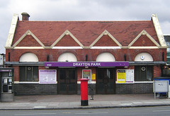Picture of Drayton Park Station