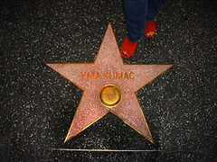 Estrella de Yma Sumac en el Paseo de la Fama