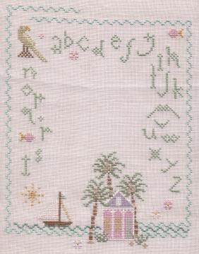 Brightneedle Key West Sampler