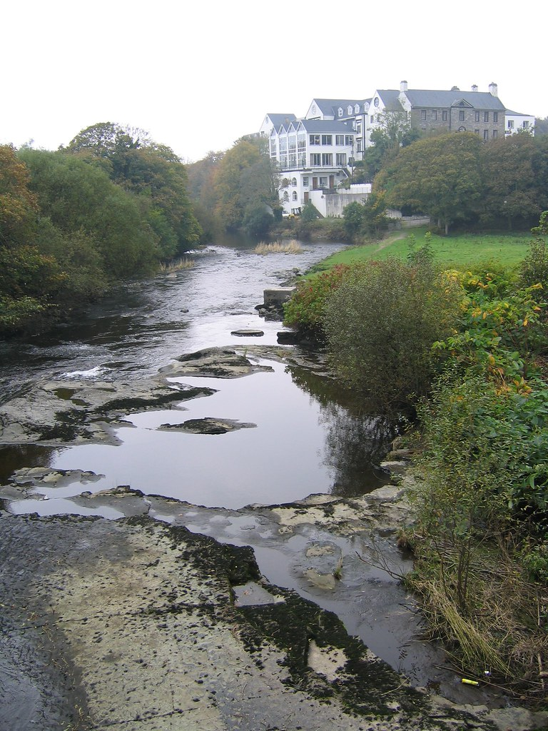 The Falls Hotel, Ennistymon, County Clare, Ireland