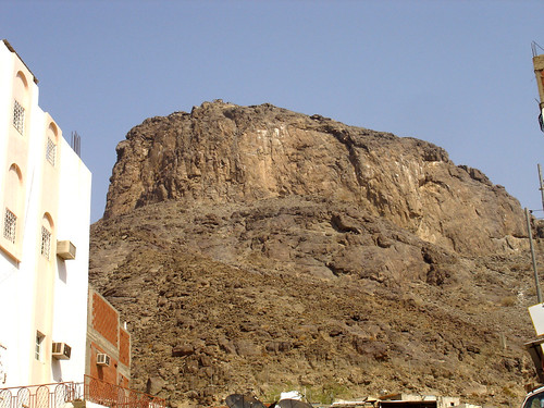 Ghar-e-Hira in Jabal Al-Noor | Flickr - Photo Sharing!