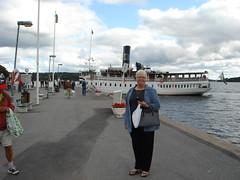 Gunnel @ Vaxholm, Sweden (Hole-in-one) Tags: sweden sverige vaxholm