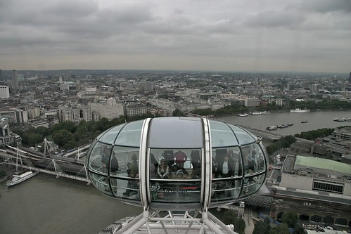 London Eye Trip