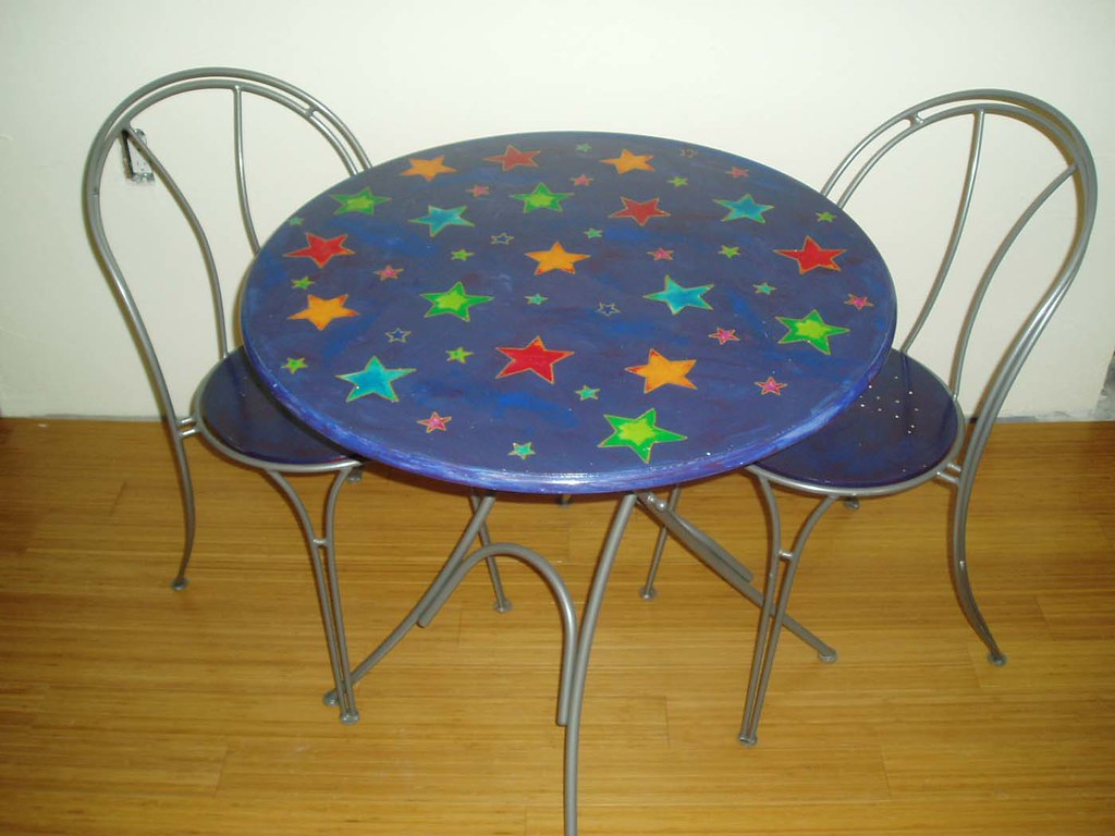 Star Table Wide