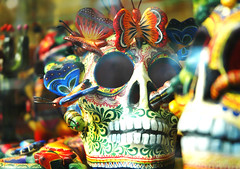 """dia de los muertos """"ART"""" by SVN3KING"""