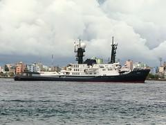 Arctic P (╚ DD╔) Tags: cruise male tom james honeymoon ship yacht katie kerry arctic tomcruise maldives holmes didi packer icebreaker superyacht arcticp atcdd