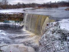 Jgala-Joa Waterfall (dgaponenko) Tags: water river waterfall estonia hdr tallin hdri talinn mytop talin 3xp photomatix jgalajoa mytop7