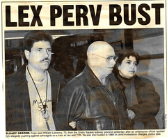 Lex Perv Bust