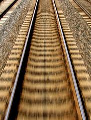 Amtrak Tracks (T.D. Ford (Grundlepuck)) Tags: railroad is track amtrak kiss2 kiss3 kiss1 kiss4 kiss5 grundlepuck
