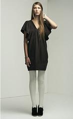 Angie Plait Trim Dress (Chocolate) (jazzbabyal) Tags: lover w07