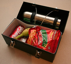 Inside the Lunchbox