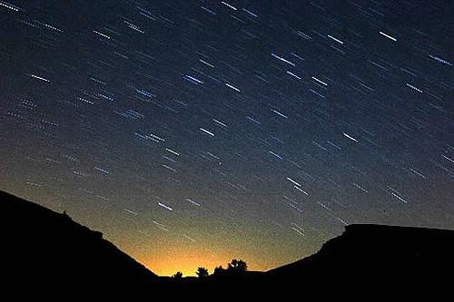 Thumb Perseidas, la lluvia de meteoros