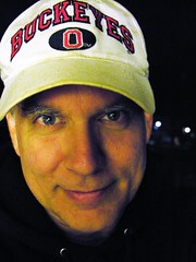 November 18 (O Caritas) Tags: ohio selfportrait me rivalry hat self football o michigan cap osu buckeyes theohiostateuniversity ohiostate ocaritas nikoncoolpix8800 ohiostatebuckeyes gobucks daily50 4239 gobuckeyes still1 theybeatmichigan yesiliveinmichiganbutiremainanohioboy threeyearsrunning gloatingfan heynotagloatingfan imjusthappytheywoniveseentoomanyohiostateteamscomeintothisgameundefeatedandinfirstplaceonlyhavetheirhatshandedthem