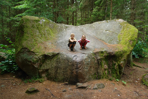 Big stones of Latvia