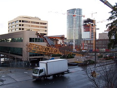 Bellevue crane collapse (DogMyCats) Tags: washington crane accident destruction collapse bellevue