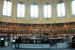 UK - London - Bloomsbury: British Museum - Reading Room