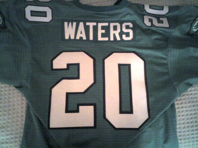 Andre Waters Throwback Jersey