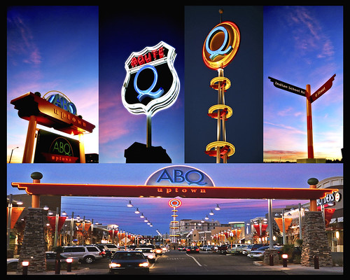 ABQ Uptown in Albuquerque, New Mexico