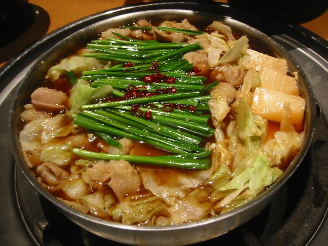 もつ鍋の東京のお店人気ランキング21選|炙りもつ鍋のお店