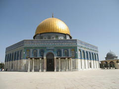 Mosque of Omar (leeabroad) Tags: rock temple al shrine jerusalem mosque mount dome omar sanctuary masjid islamic noble har umar quds alsharif alharam habayit qubbat assakhrah alqudsi