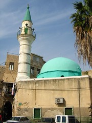 "mosque of al-jazzar • <a style=""font-size:0.8em;"" href=""http://www.flickr.com/photos/70272381@N00/305439447/"" target=""_blank"">View on Flickr</a>"