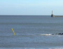 DSCF2037b (pogofish) Tags: beach aberdeen renovation groyne