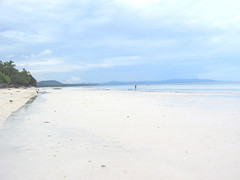 Sand (The Wandering Angel) Tags: travel sea seascape beach water sand philippines bohol panglao