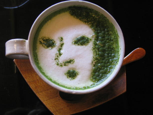 Bijzondere cappuccino